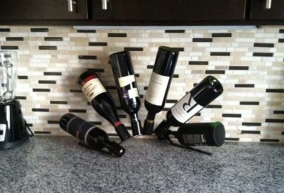 Tabletop wine rack review image2